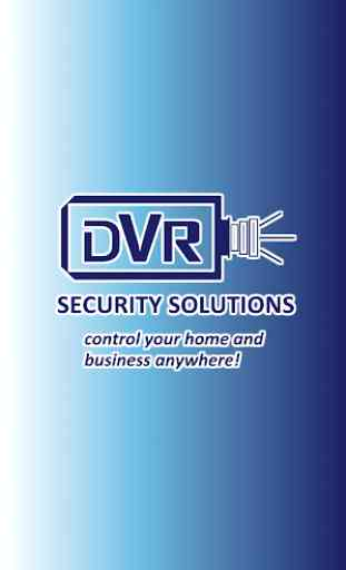 DVR  Security Solutions 1