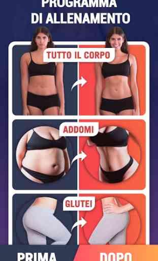 Esercizi bruciagrassi - esercizi per perdere peso 1
