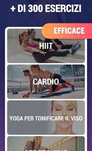 Esercizi bruciagrassi - esercizi per perdere peso 2