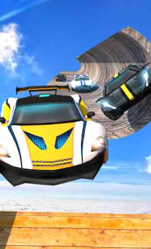 Extreme GT Racing Car Acrobazie Corse 1