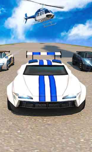 Extreme GT Racing Car Acrobazie Corse 3