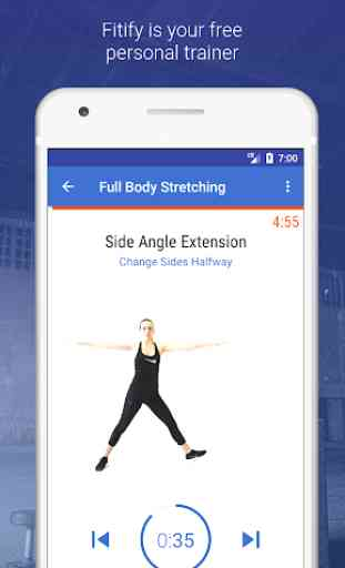 Flexibility Training & Stretching Exercise at Home 1