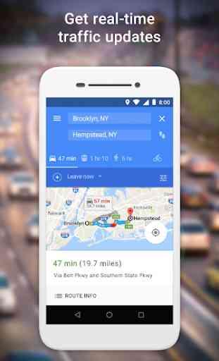 Google Maps Go - Indicazioni, traffico e trasporti 2