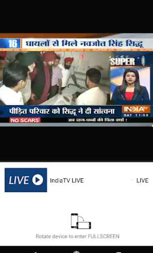 Hindi LIVE News channels, newspapers & websites 2