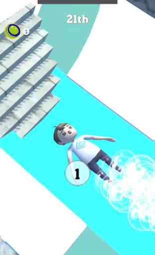 Idle Aqua Park : Water slide 1