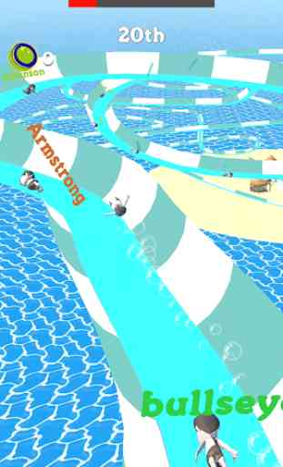 Idle Aqua Park : Water slide 4