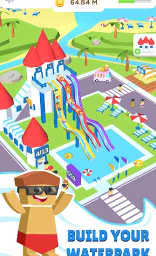 Idle Waterpark 3D Fun Aquapark 1