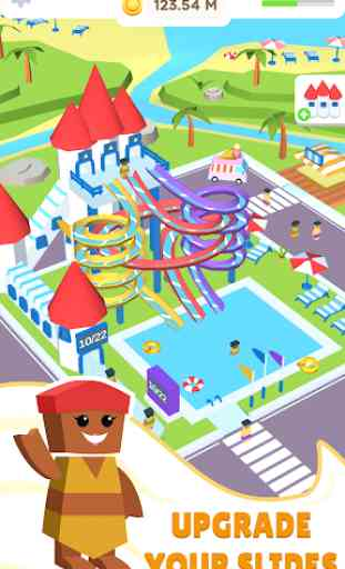 Idle Waterpark 3D Fun Aquapark 2