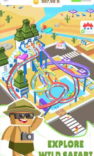 Idle Waterpark 3D Fun Aquapark 4