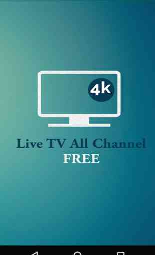 Live TV All Channels Free Online Guide 2019 1