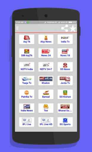 Live Tv Hindi News 1