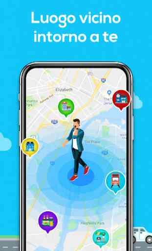 Mappe di navigazione GPS 4