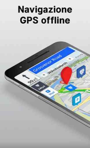 Mappe e navigazione offline 1