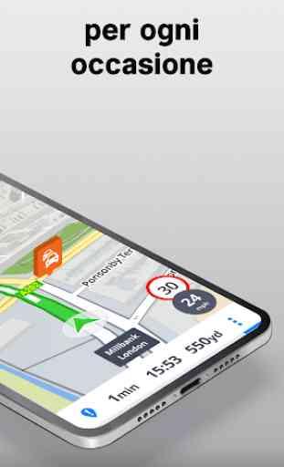 Mappe e navigazione offline 2
