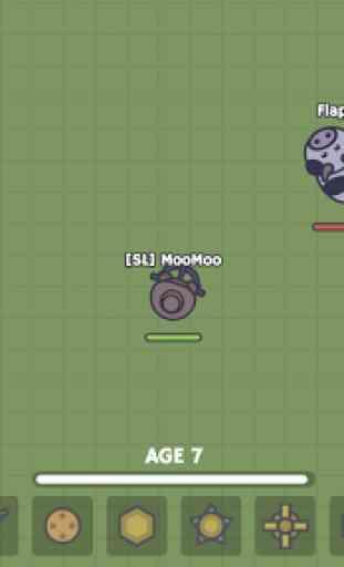 MooMoo.io (Official) 3
