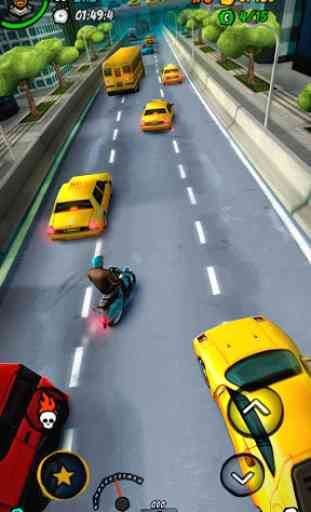 Moto Racing 2: Burning Asphalt 3