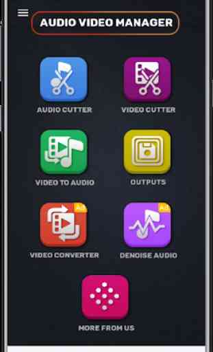 MP4, MP3 Video Audio Cutter, Trimmer & Converter 2
