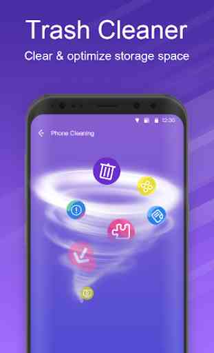 Nox Cleaner - Phone Cleaner, Booster, Optimizer 1