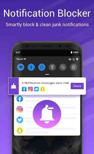 Nox Cleaner - Phone Cleaner, Booster, Optimizer 3