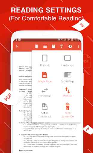 PDF Reader for Android 4