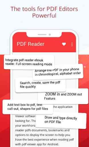 PDF Reader - PDF Viewer 2019 3