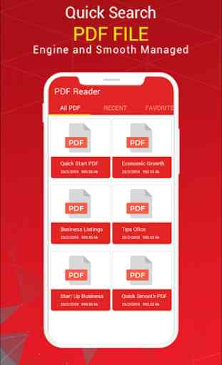 PDF Reader, PDF Viewer for Android 3