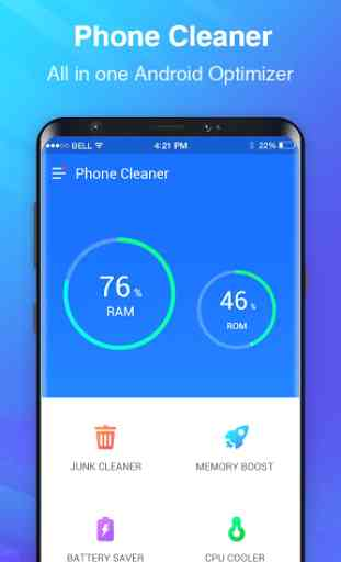 Phone Cleaner- Cache Clean, Android Booster Master 1
