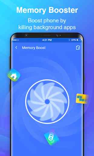 Phone Cleaner- Cache Clean, Android Booster Master 3