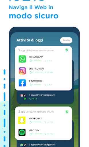 Phone Guardian Mobile Security e protezione VPN 4