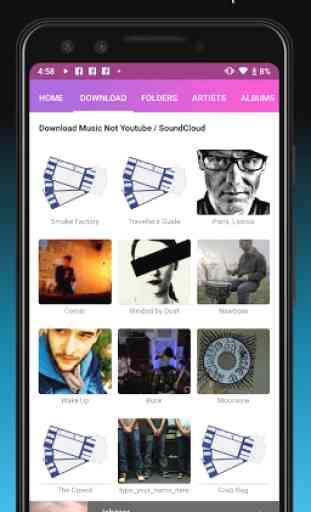 Scarica Musica Mp3. Giocatore gratuito YouTube. 2