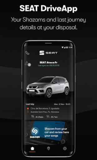 SEAT DriveApp 4
