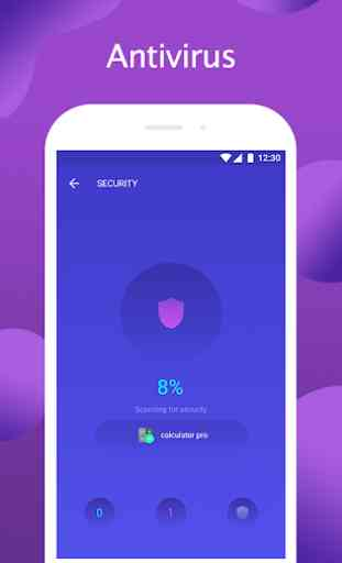 Security Protector - clean Virus, mobile antivirus 1