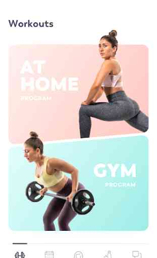 StrongHer: Female Fitness & Women Workout 1