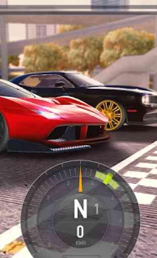 Top Speed 2: Drag Rivals & Nitro Racing 4