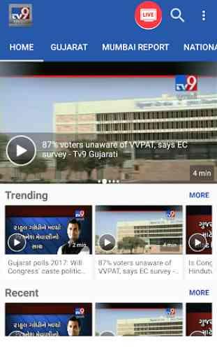 TV9 Gujarati 1