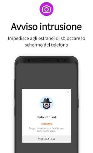 Ultra AppLock protegge la tua privacy. 3