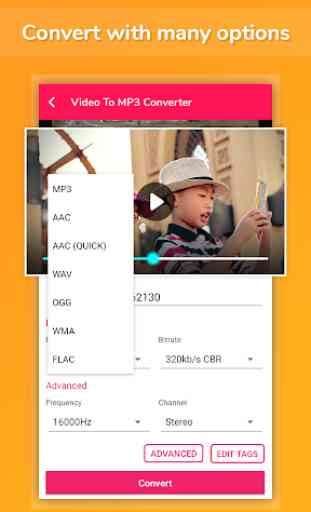 Video To Mp3 Converter - Cut, Join, Reverse,Motion 2