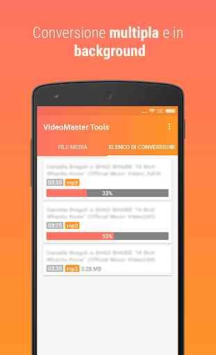 VideoMaster Tools - convertitore da mp4 a mp3 1