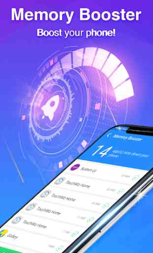 Virus Cleaner - Antivirus Free & Phone Cleaner 4