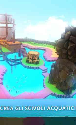 Water Park Craft GO: Scivoli Acquatici Avventura 1