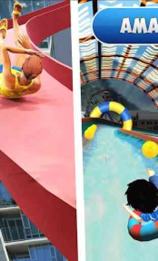 water slide race 2019 2