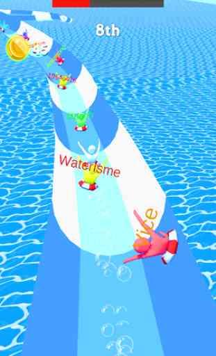 Waterpark Slide.io ! 3
