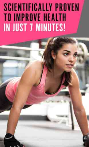 Workout for Women | Weight Loss Fitness App by 7M 1
