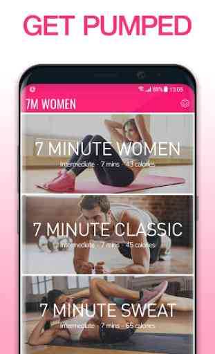 Workout for Women | Weight Loss Fitness App by 7M 2