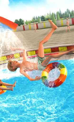 acqua Parco Diapositiva Da corsa Avventura 2