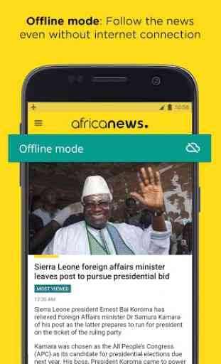 Africanews - Daily & Breaking News in Africa 2
