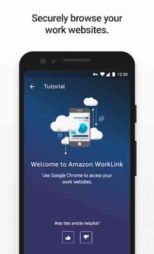 Amazon WorkLink 4