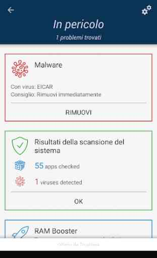 Antivirus Mobile 4