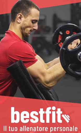 BestFit - Scheda Palestra - Allenamento e Fitness 1