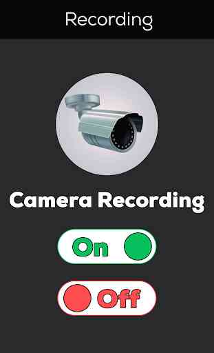 CCTV Camera Recorder 1